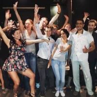 Salsa Cubana class