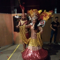 Brazilian traditional - Mestre de sala