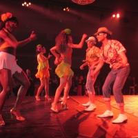 Salsa Bachata Brazilian dances