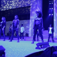 P-Jo Top Model Europe Show